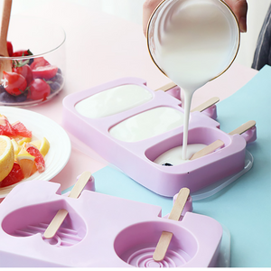 (HOT SALE)DIY Creative Ice Cream Mold