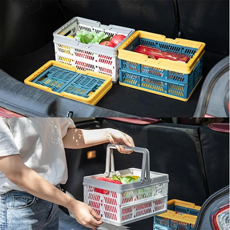 Collapsible Storage Crates