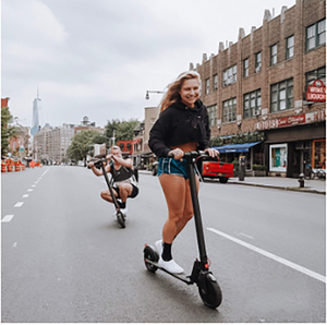 Electric Scooter Folding Commuting Scooter