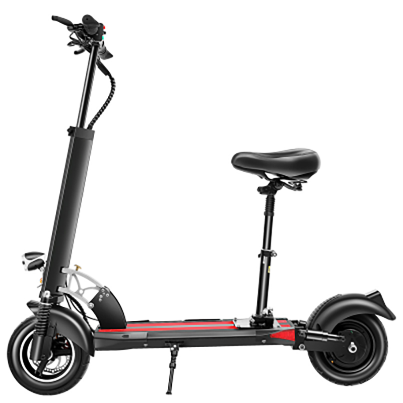 "10"" Motor 10AH Battery Adult  Folding Electric Scooter"