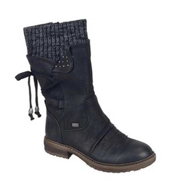 Women's Mid Calf Boots Winter