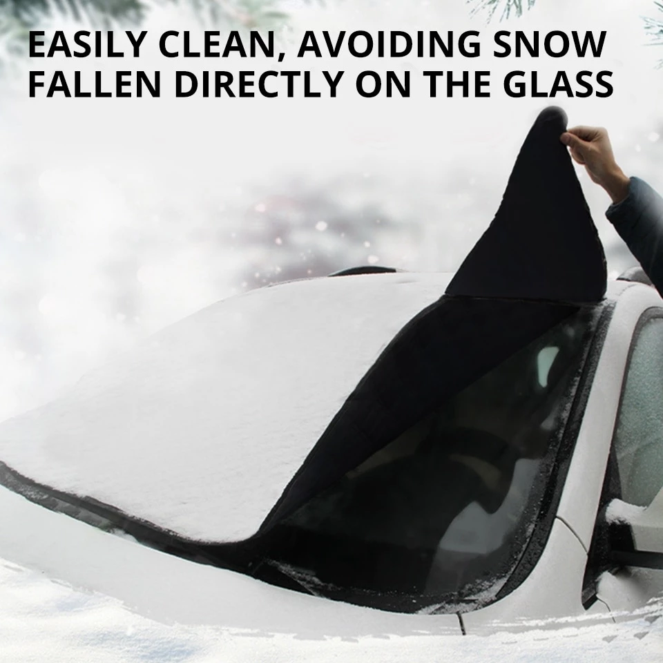 Full Protection Windshield Cover - (Christmas Promotion-50% OFF)