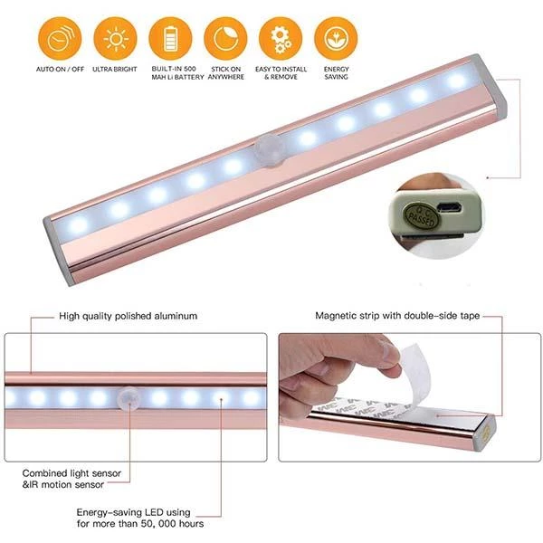 LED Closet Light (Limited Time Promotion-50% OFF)