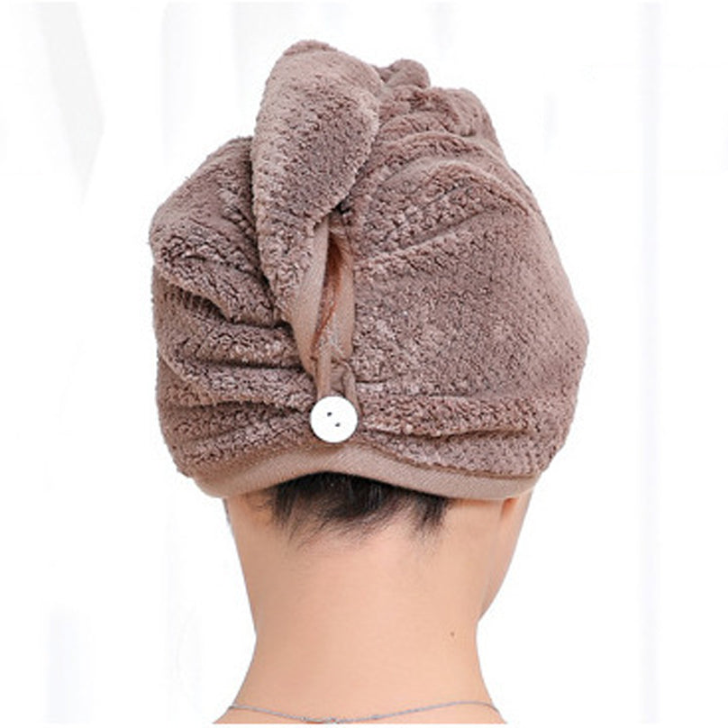 Fast Drying Towel Hat