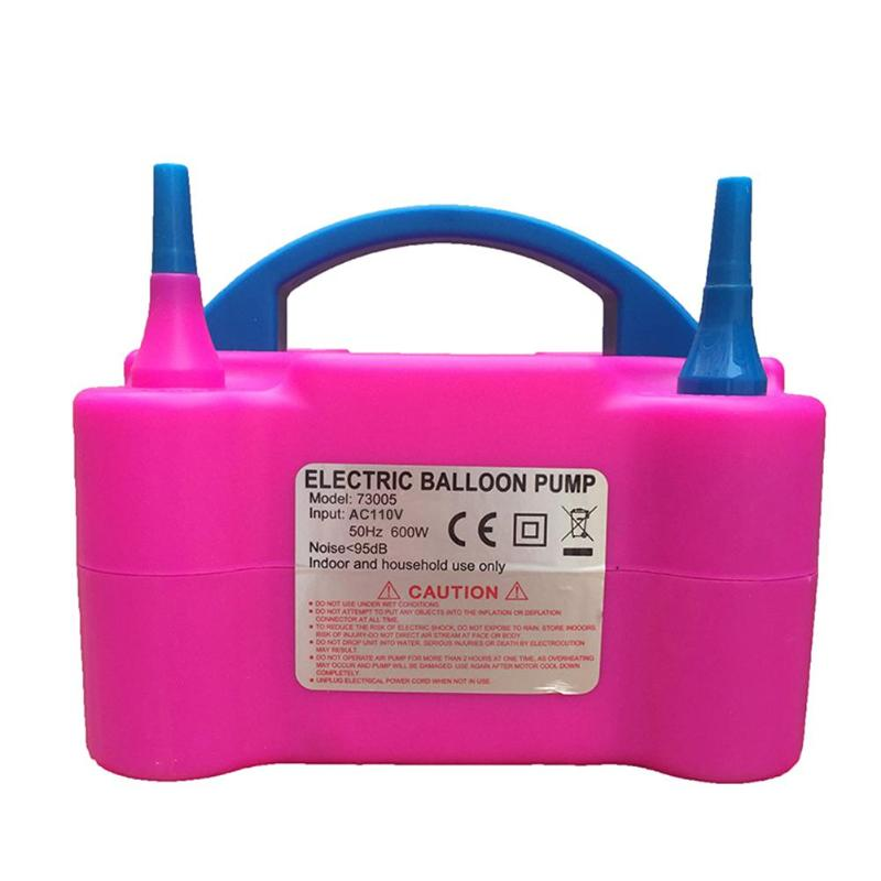 Electric Balloon Inflator Pump