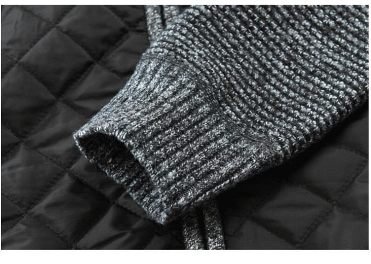 Warm Knitted Sweater Jackets