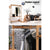 Artiss Bamboo Clothes Rack Coat Stand Garment Hanger Wardrobe Portable Airer - Decorly