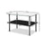Artiss Dumor Glass Coffee Table - Decorly