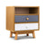 Artiss Wooden Bedside Table