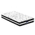 Giselle Bedding Single Size Euro Spring Foam Mattress - Decorly