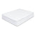Giselle Bedding Double Size Waterproof Bamboo Mattress Protector - Decorly