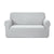 Artiss High Stretch Sofa Cover Couch Protector Slipcovers 2 Seater Grey - Decorly