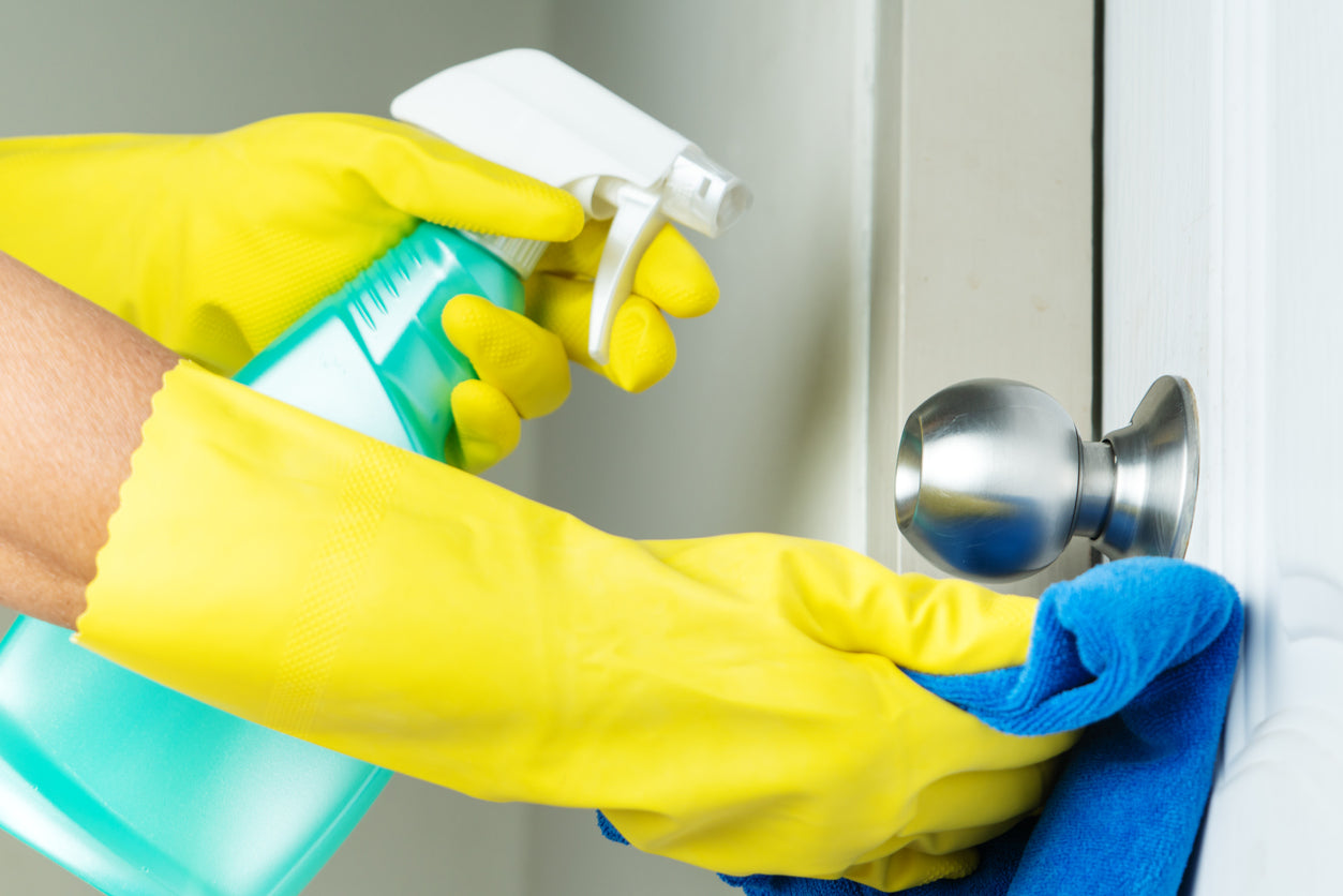 5 Things You Need to Disinfect Regularly