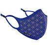 HALOmask Unity Edition Blue Mask with Nanofilter™ Technology