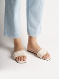 Zaggy Slip On Sandals