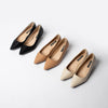 Spechio Kitten Pointed Heels