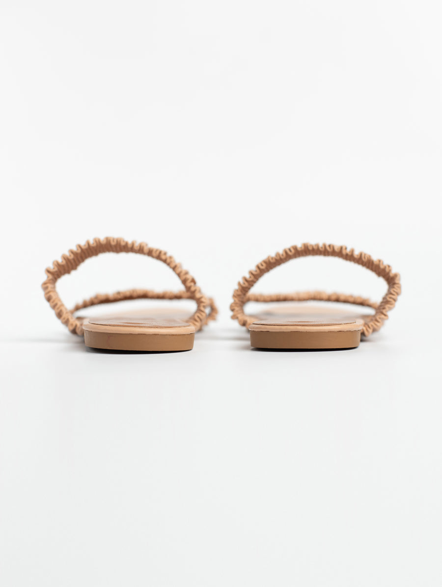 Alice Puff Slip On Slippers