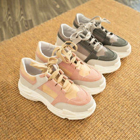 Bubblegum Swift Casual Sneakers