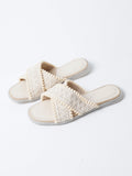 Lara Embroidery Sandals