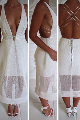 HOLY MOLY DRESS by Natalie Rolt
