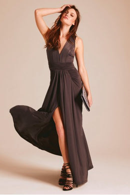 ALLURE MAXI by Sheike - Designer Dress Hire Perth. Rent designer dresses, red carpet gowns, jumpsuits or playsuits from Australia's best designer dress rental destination.  Kylies Kloset - complimentary One on One Styling Consultation.  Melbourne Cup Dress Hire. Race Day Dress Rental. School Ball Gown hire.