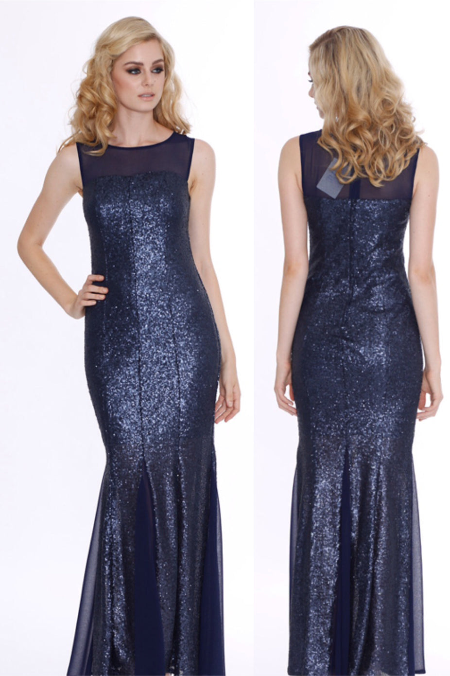 SHINE ON GOWN by Romance the label