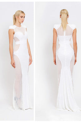 HELL ON WHEELS GOWN by Zhivago