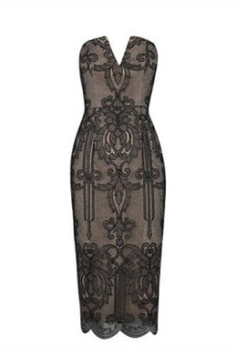 COCO LACE DRESS by Love Honor