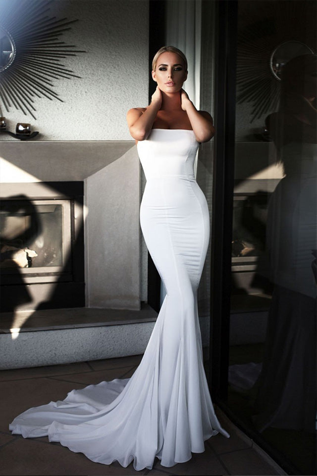 CAVALLI GOWN by Abyss by Abby