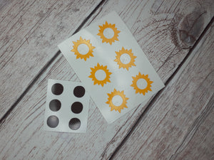 DIY Sunflowers