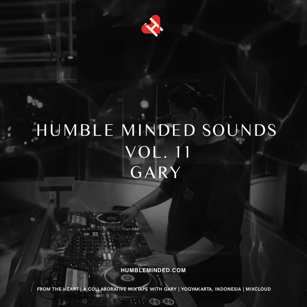 GARY X HUMBLE MINDED SOUNDS VOL. 11