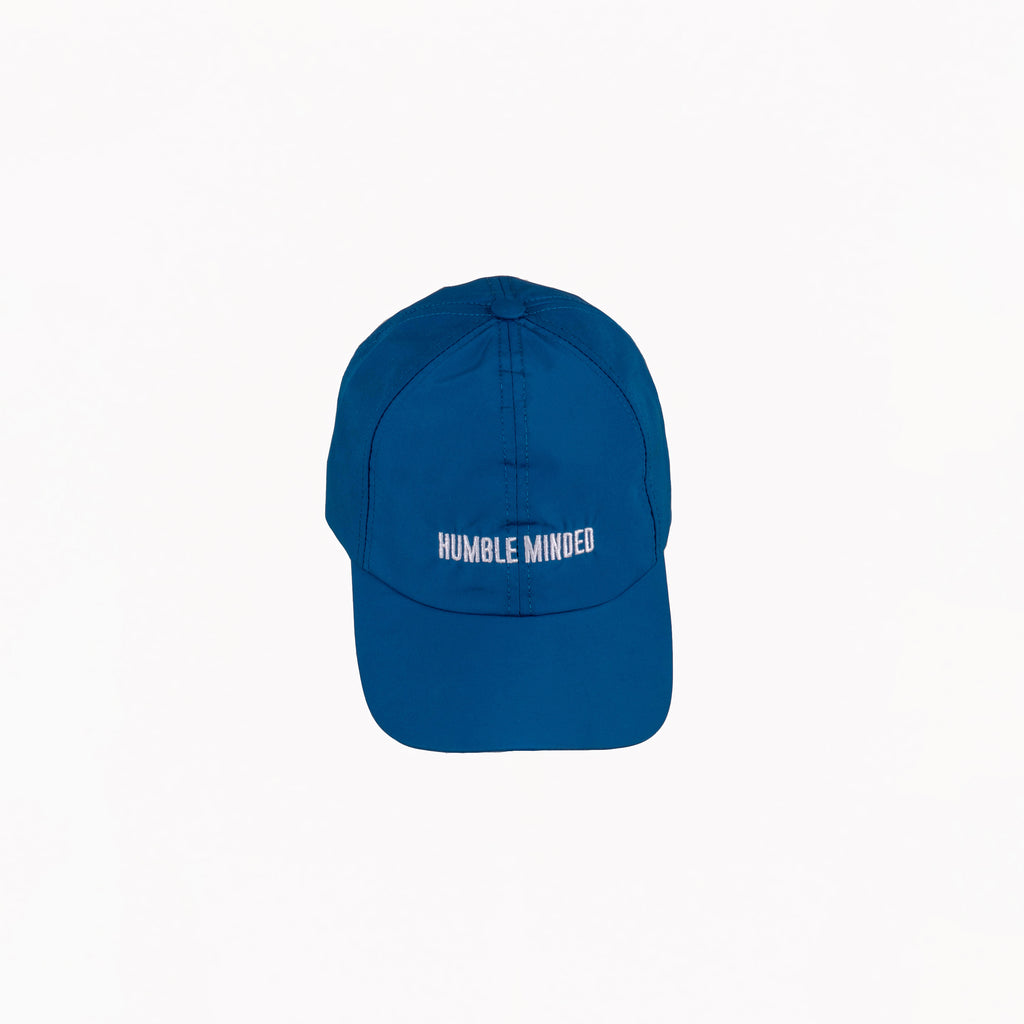 Technical Logo Cap - Blue