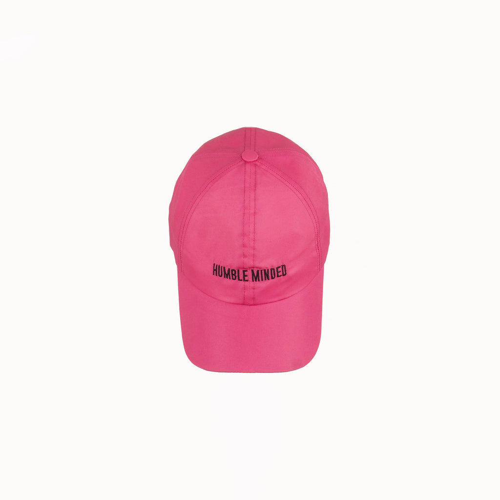Technical Logo Cap - Pink