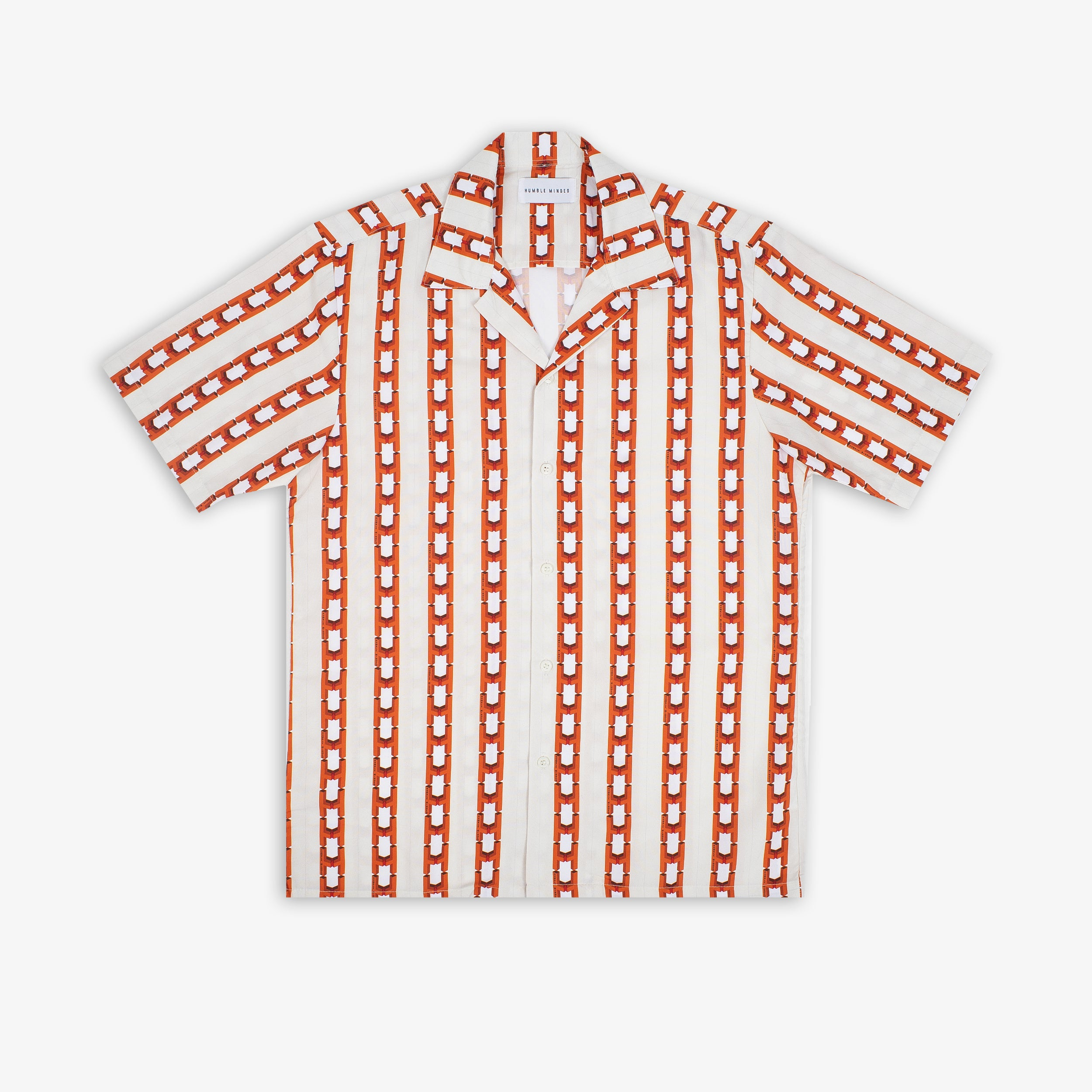 Humble Minded Button Up Chain Shirt