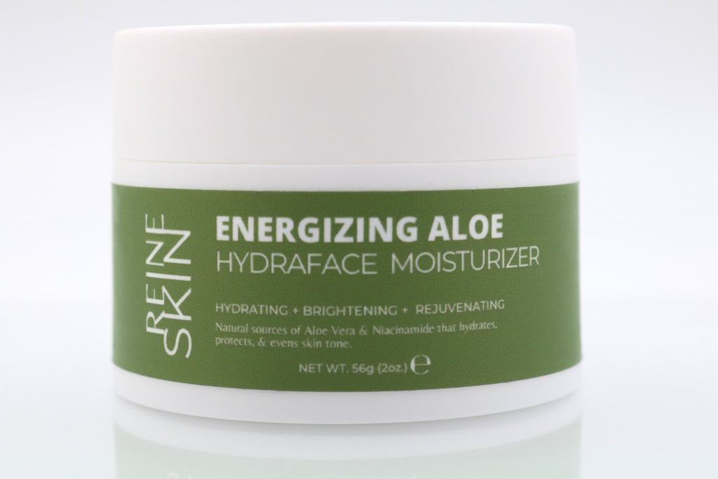 THE ENERGIZING ALOE™  Hydraface Moisturizer- 24 hour LIMITED SUPPLY SALE