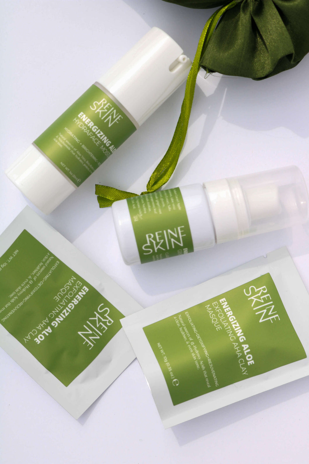 THE ENERGIZING ALOE™ Trial & Travel Bundle RYDER EXCLUSIVE