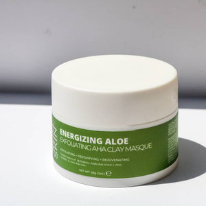 Reine Skin Energizing Aloe AHA Clay Mask Masque