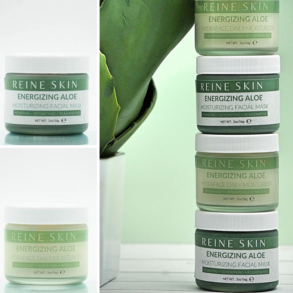 The Energizing Aloe™ 2-step Glow Bundle-REINE NATION EXCLUSIVE ONLY