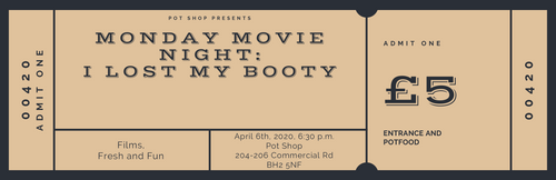 Movie Monday Ticket