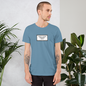 Not Interested Premium T-Shirt