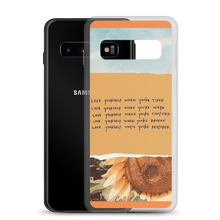 Load image into Gallery viewer, Sunflower Samsung Case