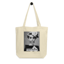 Load image into Gallery viewer, Society Eco Tote Bag
