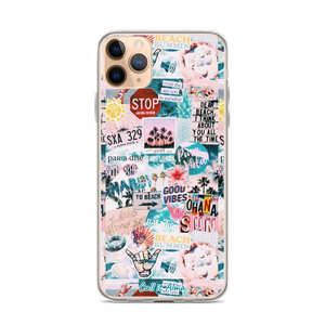 Sticker iPhone Case