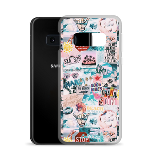 Sticker Samsung Case