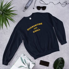 Load image into Gallery viewer, Quarantine Yellow Premium Sweatshirt