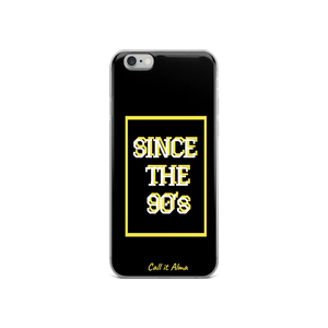 Since The 90s iPhone Case