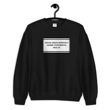Load image into Gallery viewer, Social Media Premium Sweatshirt