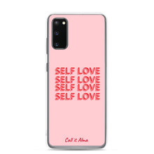 Load image into Gallery viewer, Self Love Pink Samsung Case