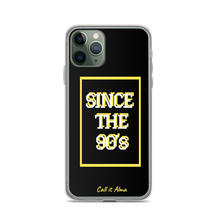 Load image into Gallery viewer, Since The 90s iPhone Case