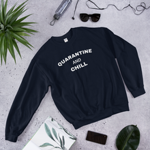 Load image into Gallery viewer, Quaratine White Premium Sweatshirt